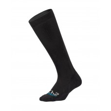 2XU 24/7 Compression Socks Black/Black