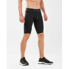 2XU Accelerate Compression Shorts G2 Black/Silver