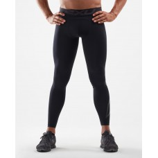2XU Accelerate Compression Tights With Storage Black/Nero