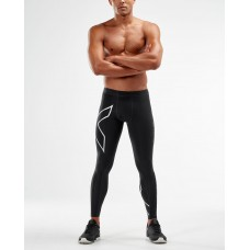 2XU Compression Tights Black/Silver