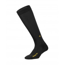 2XU Flight Compression Socks Black/Black