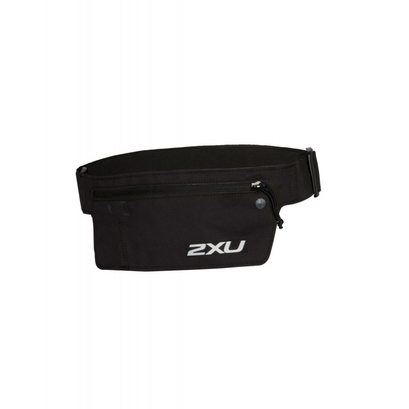 2XU Running Belt OSFA Black/Black