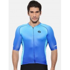 2GO Cycling Jersey Blue