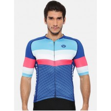 2GO Cycling Jersey Prussian Blue
