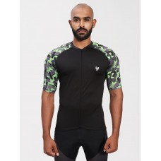 2GO Cycling Jersey Raven