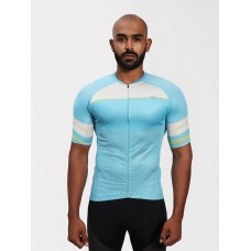 2GO Cycling Jersey Steel Blue