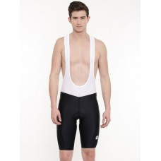 2GO Men Cycling Bib Shorts White Black (GCBSH-004)