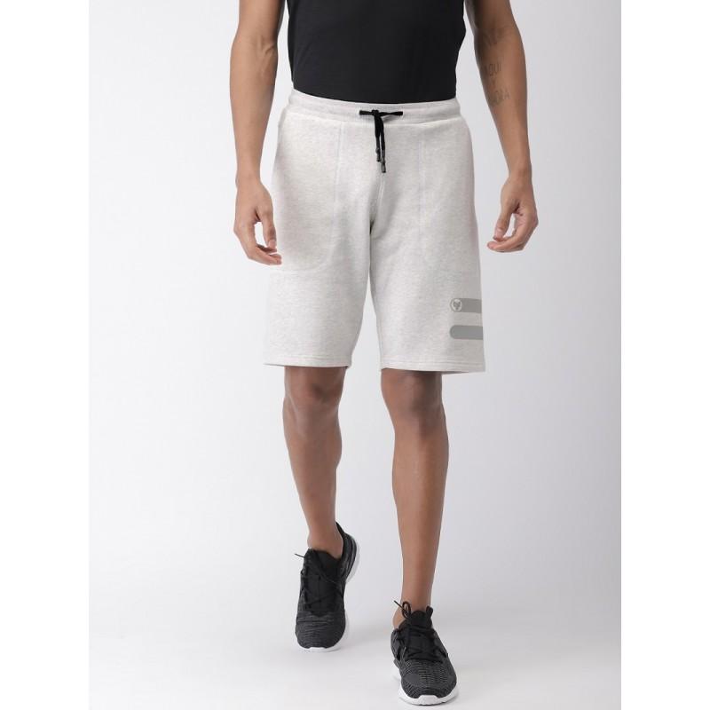 2GO Men Essential Shorts Pace White (EL-GSH406-S9)