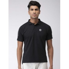2GO Men Essential T-shirt Bold Black (EL-GTS373-S9)