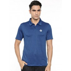 2GO Men Polo Neck Short Sleeves T-Shirt Sapphire Blue (EL-GTS415-A9)