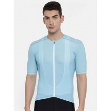 2GO Men Race Fit Cycling Jersey Aqua (GCJ-RF-026)
