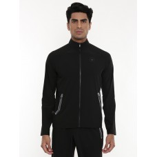 2GO Men Running Jacket Black (EL-GJK450-A9)