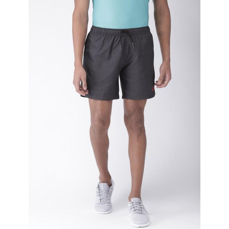 2GO Men Running Shorts Bold Black (EL-GHS300-S9)