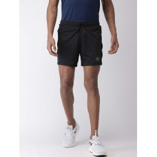 2GO Men Running Shorts Bold Black (EL-GSH397-S9)