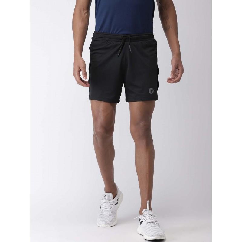 2GO Men Running Shorts Bold Black (EL-GSH397-S9)