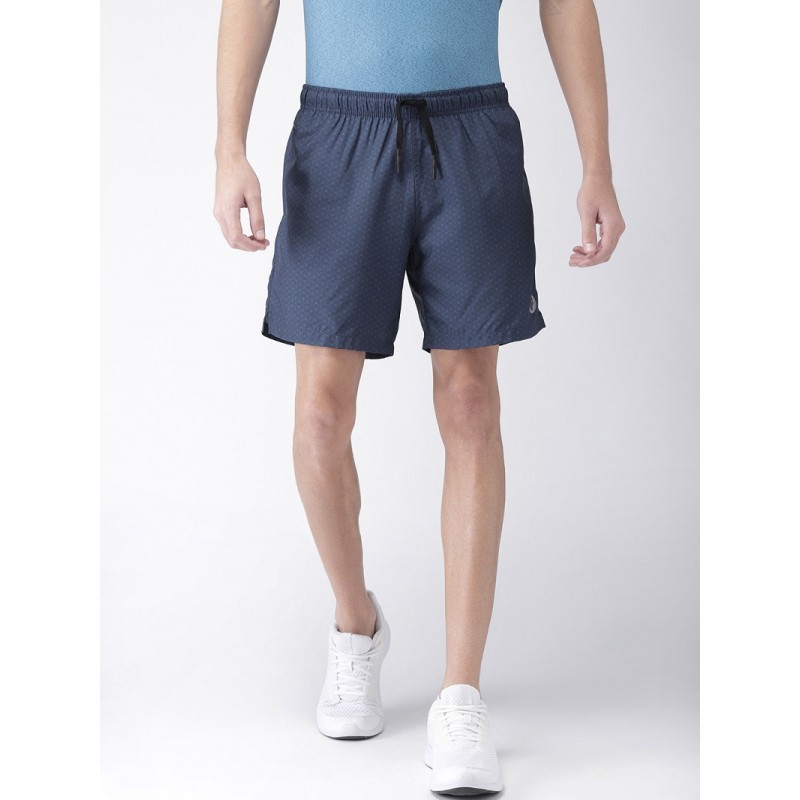 2GO Men Running Shorts Prussian Blue (EL-GHS300-S9)