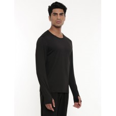 2GO Men Running T-shirt Black (EL-GTS434-A9)