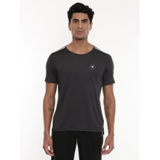 2GO Men Running T-shirt Charcoal (EL-GTS433-A9)