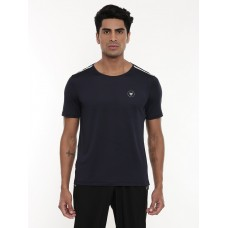 2GO Men Running T-shirt Navy (EL-GTS433-A9)