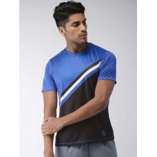 2GO Men Running T-shirt Sapphire Blue (EL-GTS357-S9)
