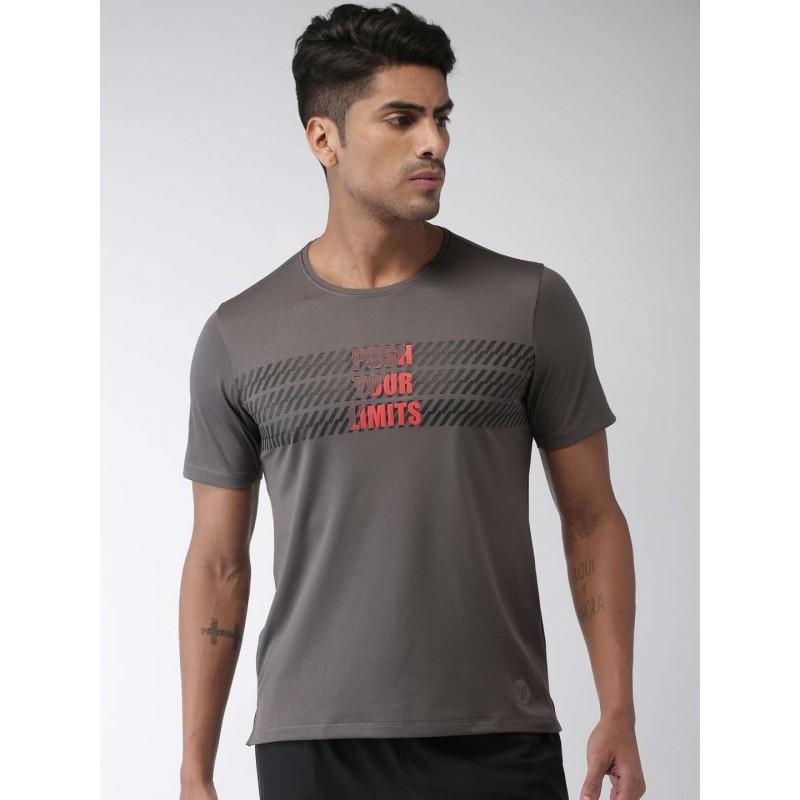 2GO Men Running T-shirt Shark Grey (EL-GTS356-S9)