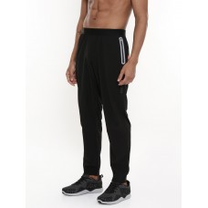 2GO Men Running Track pant Black (EL-GTP444-A9)