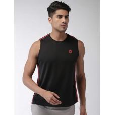 2GO Men Running Vest Bold Black (EL-GVS332-S9)