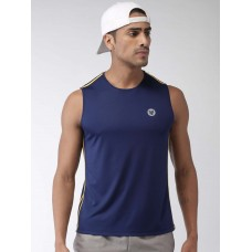 2GO Men Running Vest Prussian Blue (EL-GVS332-S9)