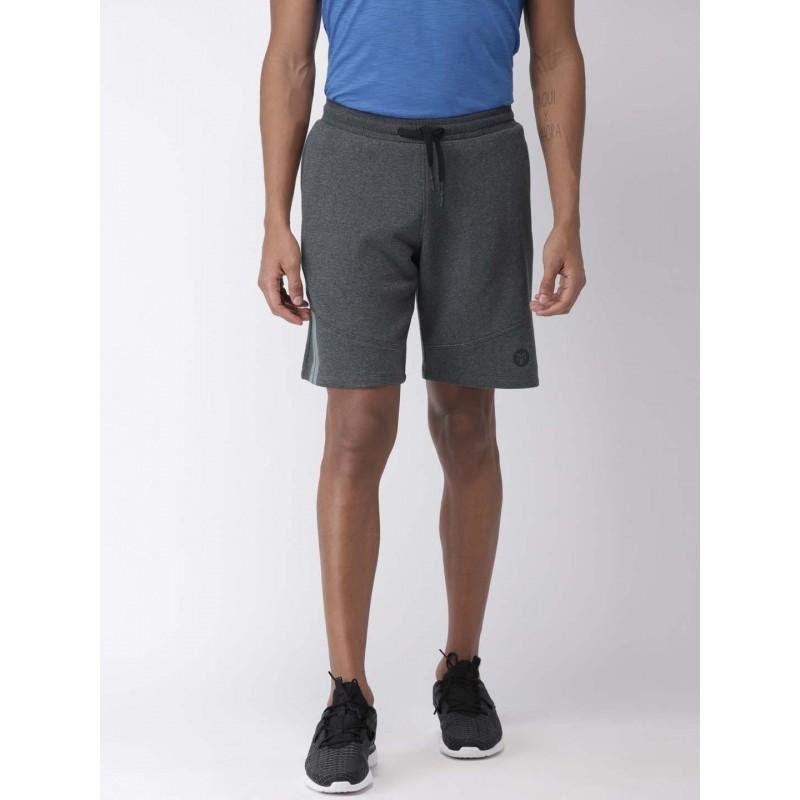 2GO Men Essential Shorts Charcoal (EL-GSH403-S9)