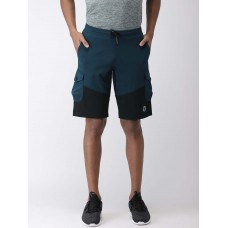 2GO Men Yoga Shorts Prussian Blue (EL-GSH402-S9)
