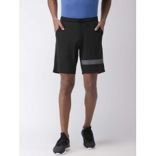 2GO Men Sports Shorts Bold Black (EL-GSH400-S9)