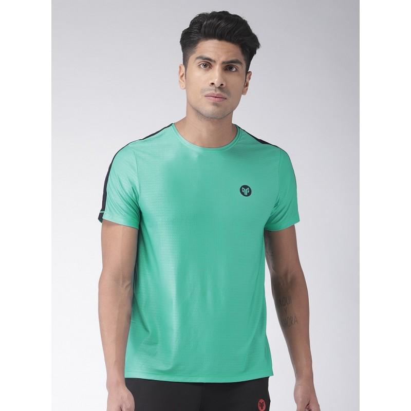 2GO Men Sports T-Shirt Aqua (EL-GTS321-S9)