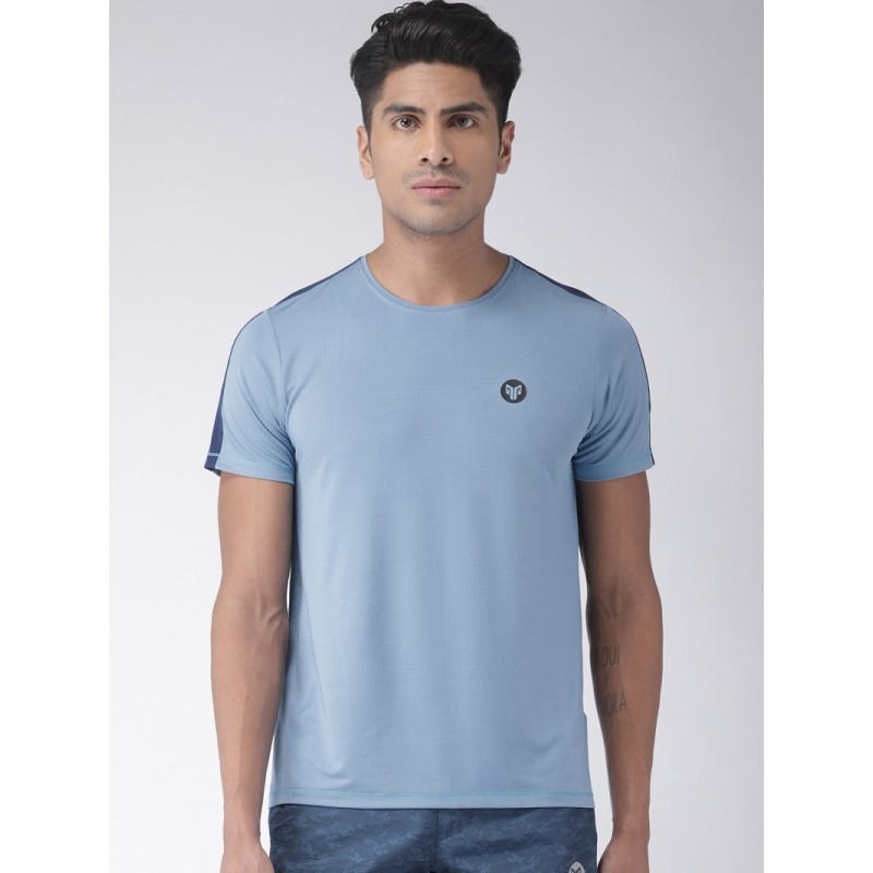 2GO Men Sports T-Shirt Ocean (EL-GTS321-S9)