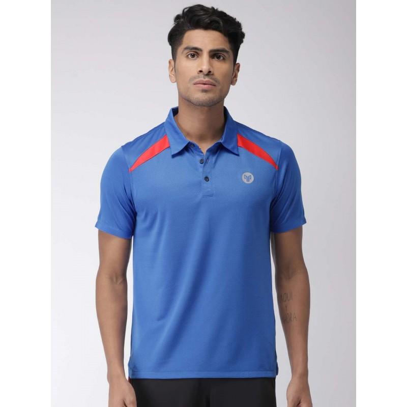 2GO Men Sports T-shirt Sapphire Blue (EL-GTS366-S9)