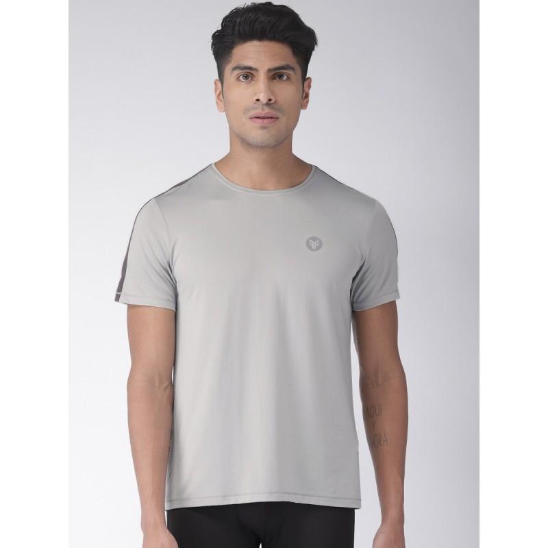 2GO Men Sports T-Shirt Squirrel Grey (EL-GTS321-S9)