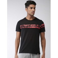 2GO Men Essential T-Shirt Bold Black (EL-GTS372-S9)