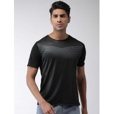 2GO Men Essential T-Shirt Bold Black (EL-GTS375-S9)