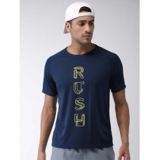 2GO Men Essential T-Shirt Prussain Blue (EL-GTS374-S9)
