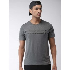 2GO Men Essential T-Shirt Shark Grey (EL-GTS372-S9)