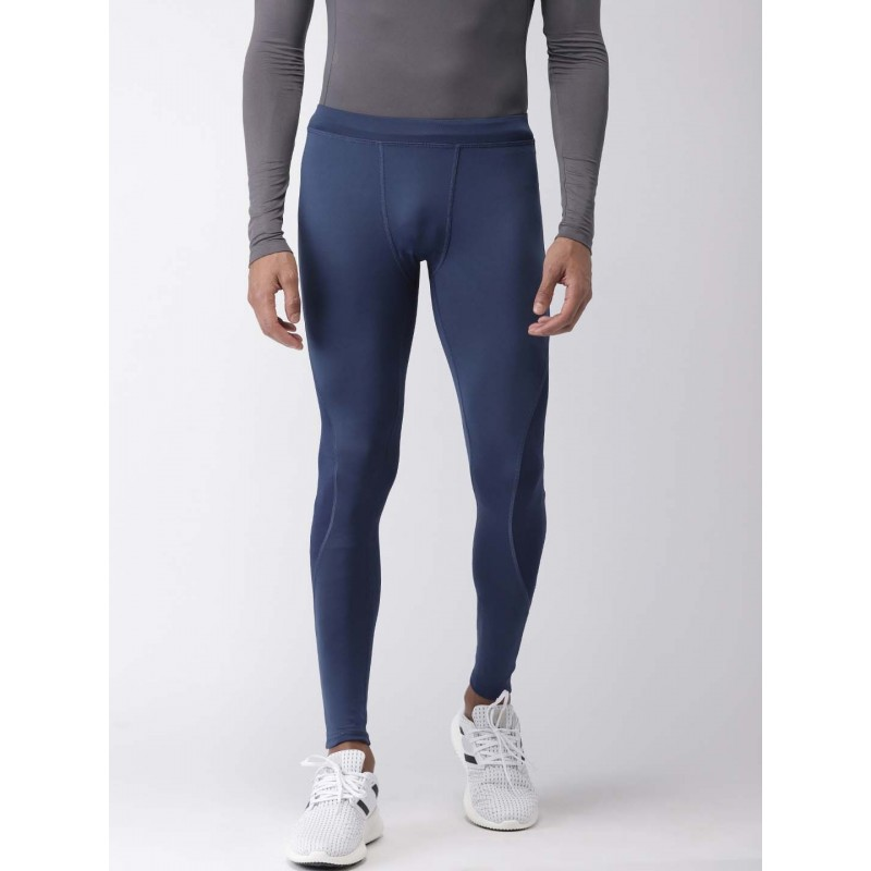 2GO Men Training Tights Prussian Blue (EL-GFT404-S9)