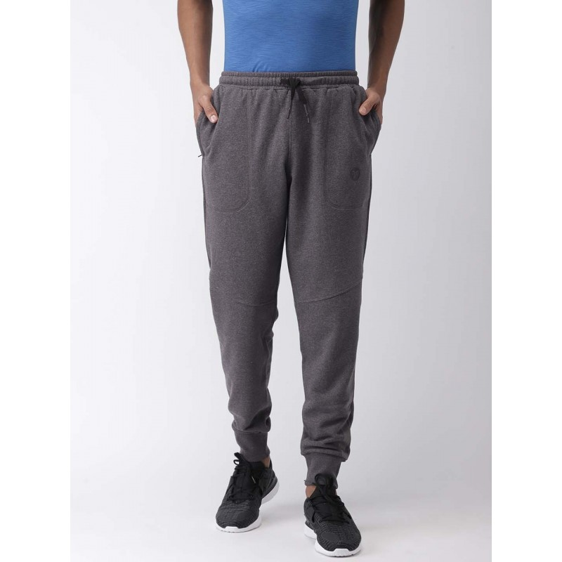 2GO Men Essential Track Pants Charcoal (EL-GTP393-S9)