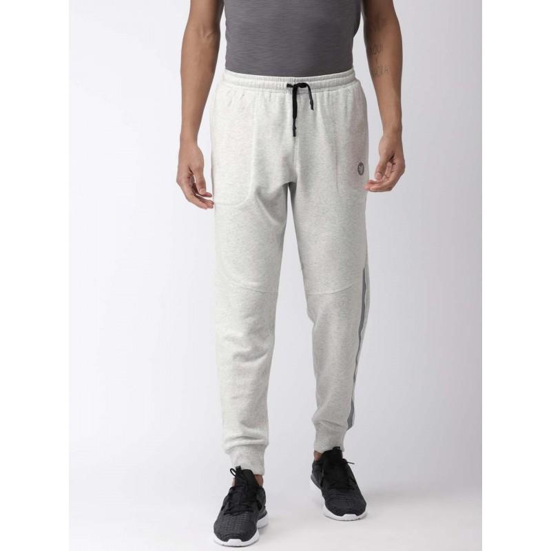 2GO Men Essential Track Pants Pace White (EL-GTP393-S9)