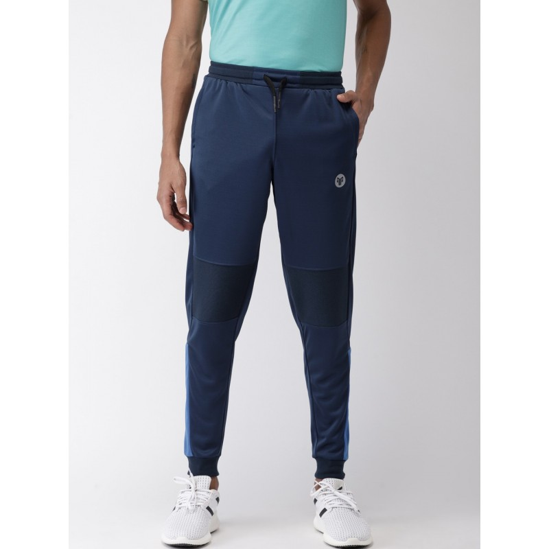 2GO Men Sports Track Pants Prussian Blue (EL-GTP391-S9)
