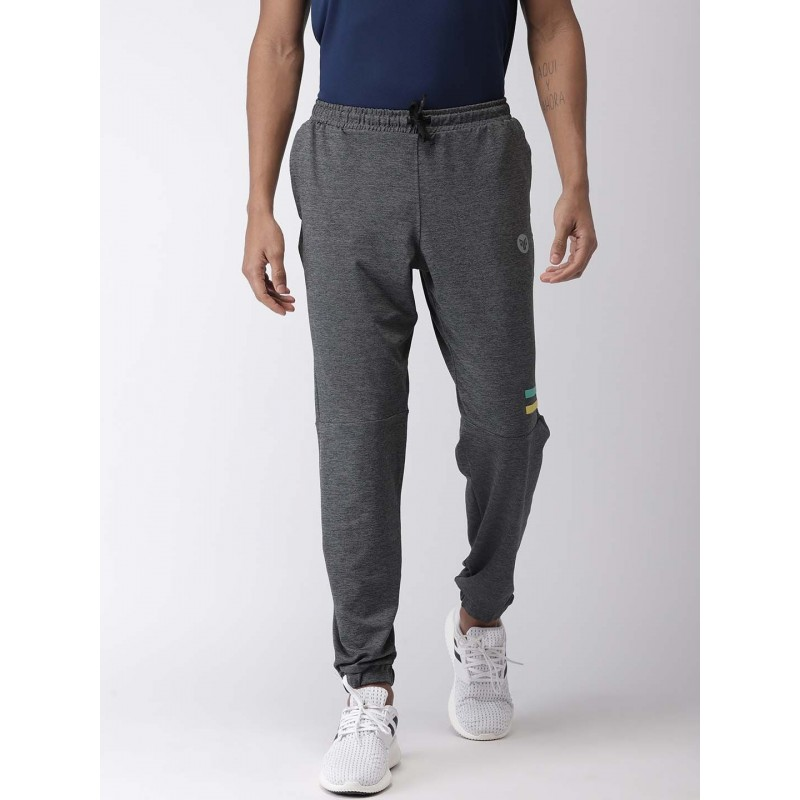 2GO Men Running Track Pants Shark Grey (EL-GTP387-S9)