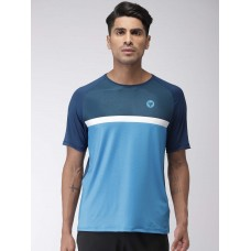 2GO Men Training T-shirt Prussian Blue (EL-GTS360-S9)