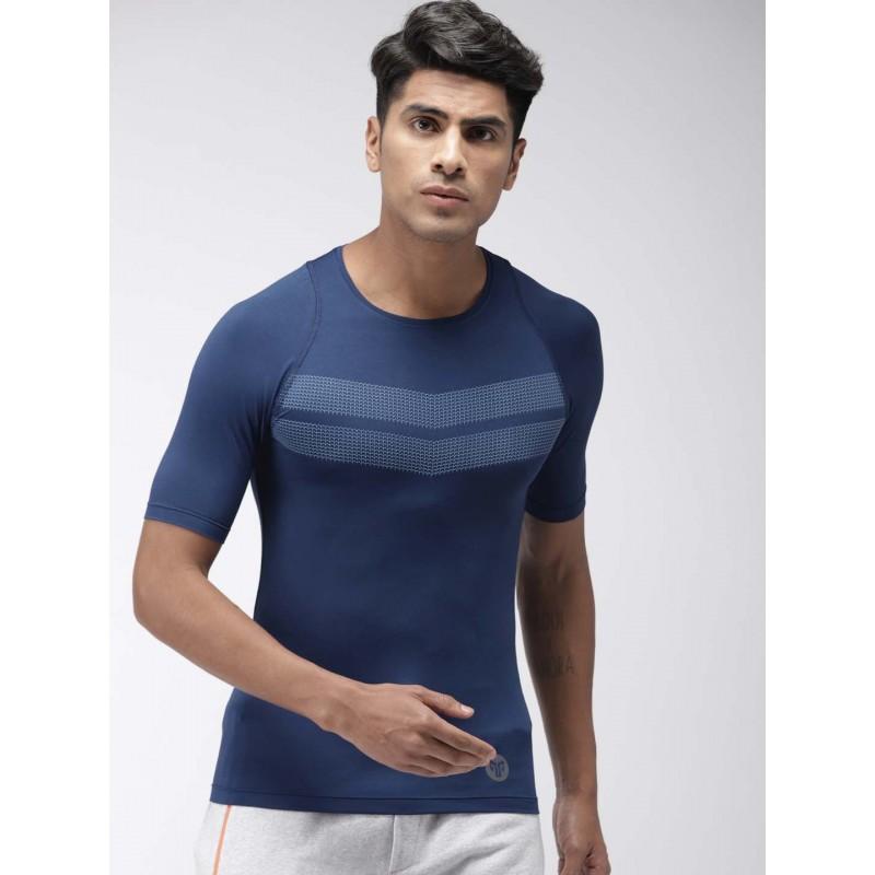 2GO Men Training T-Shirt Prussian Blue (EL-GTS361-S9)
