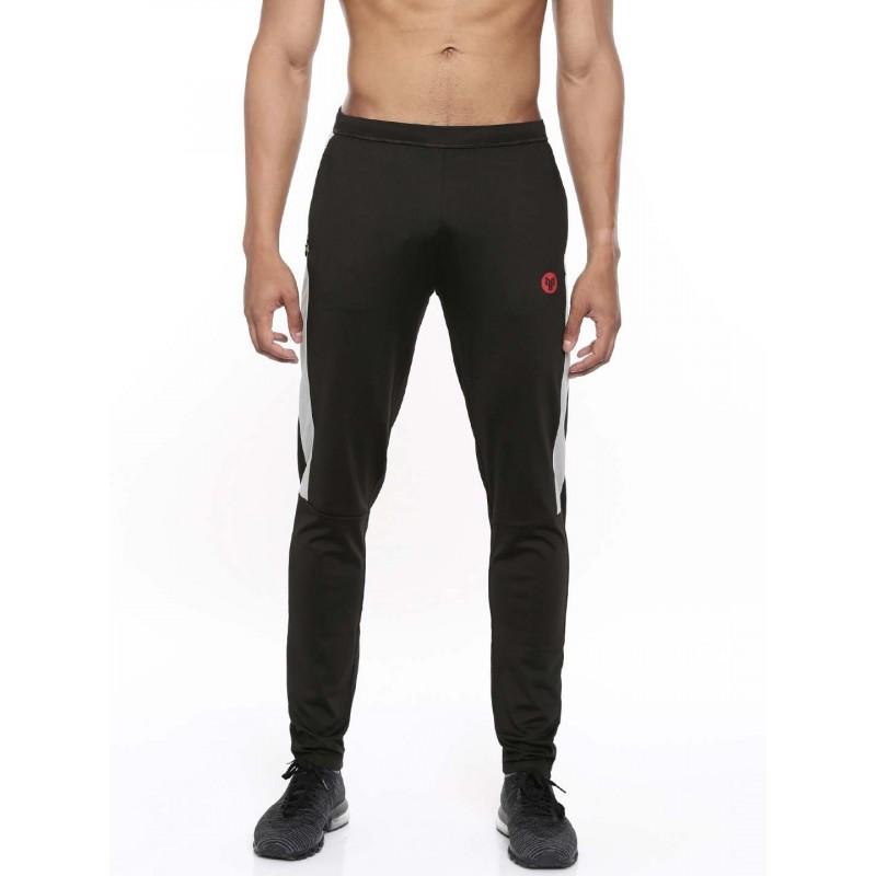 2GO Men Training Track Pant Bold Black (EL-GTP239-A9)