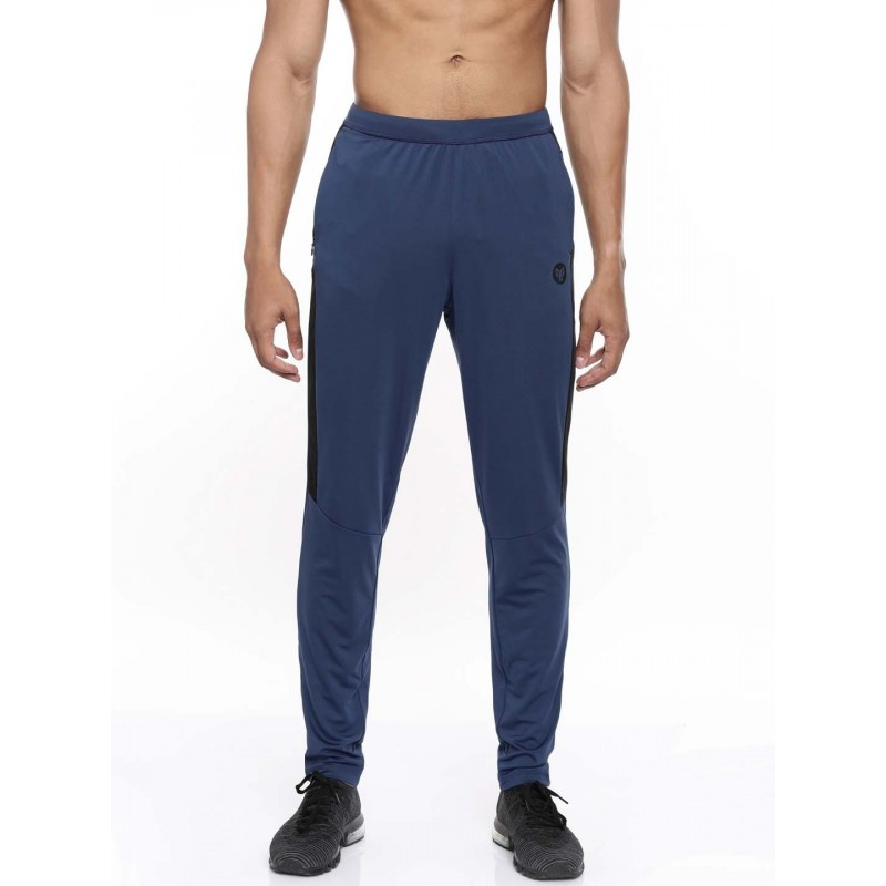 2GO Men Training Track Pant Prussian Blue (EL-GTP239-A9)
