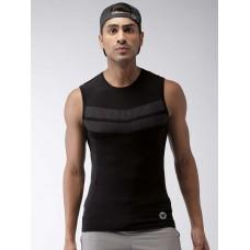2GO Men Training Vest Bold Black (EL-GVS334-S9)
