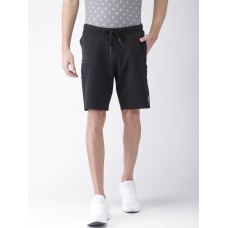2GO Men Yoga Shorts Bold Black (EL-GHS299-S9)